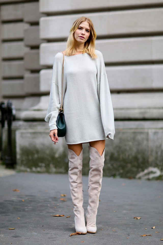 Elena-Perminova-Over-the-Knee-Boot-Lucea-Row