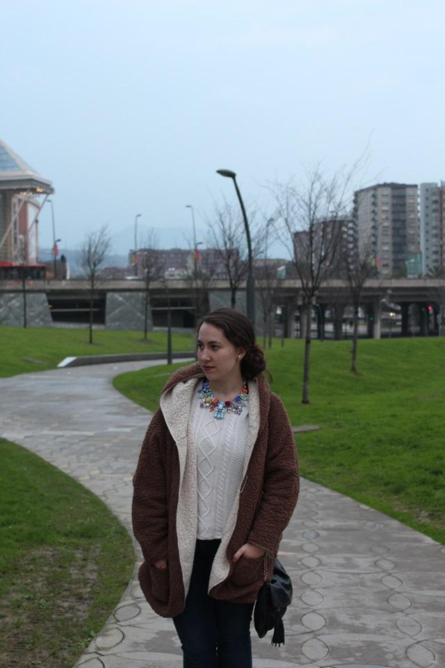 Blogger Moda Bilbao Mireia